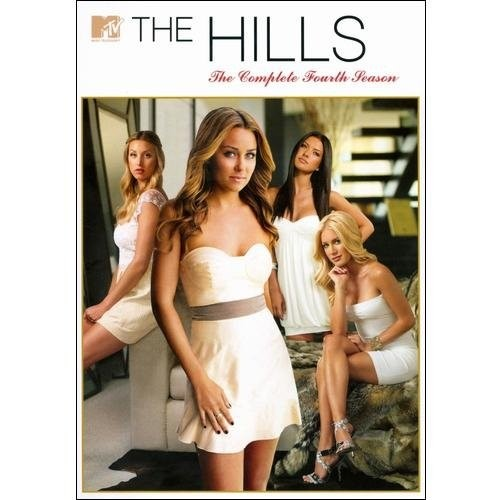 The Hills: The Complete Fourth Season [3 Discs] [DVD]