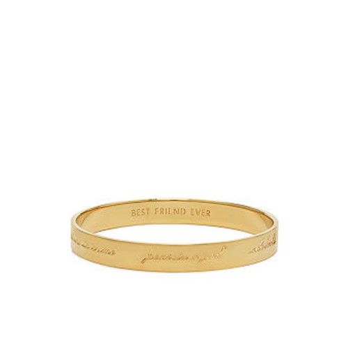 kate spade new york Bridesmaid Idiom Bangle Bracelet