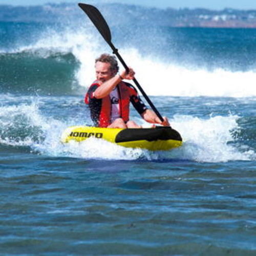 Blue Wave RL3601 Nomad 1 Person Inflatable Kayak