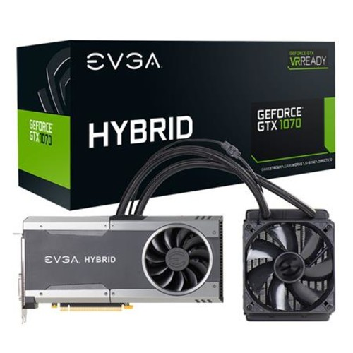 EVGA GeForce GTX 1070 Graphic Card