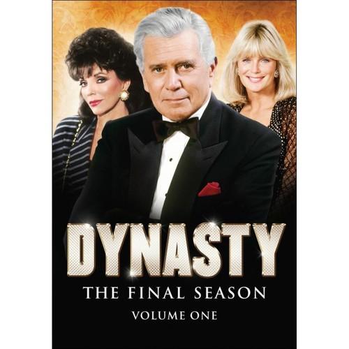 Dynasty: The Final Season 1 [3 Discs] [DVD]