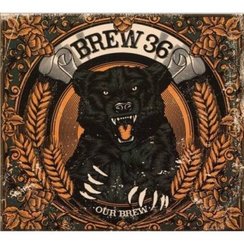 Brew 36 - Our Brew (CD)