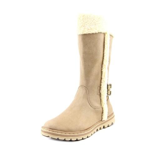 White Mountain Kesha Round Toe Synthetic Winter Boot
