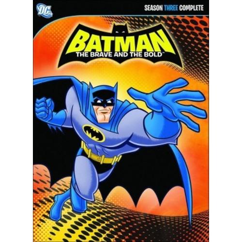 Batman: The Brave and the Bold - Season Three Complete [2 Discs]