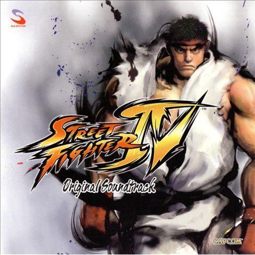 Street Fighter IV [CD]