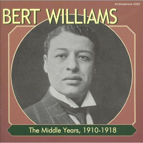 The Middle Years 1910-1918 [CD]