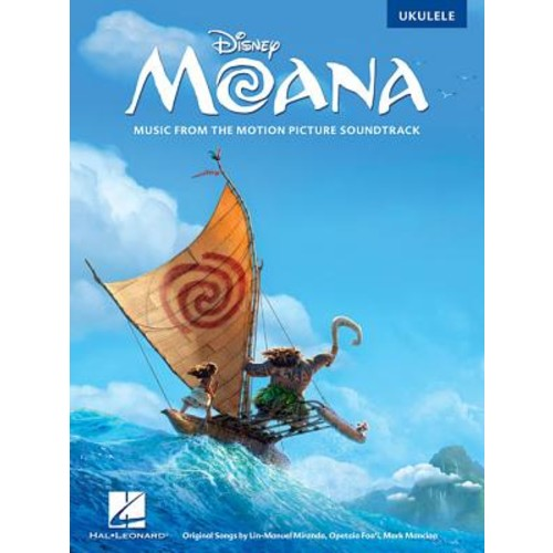 Moana: Music from the Motion Picture Soundtrack (Paperback)