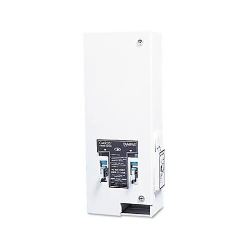 Hospeco Dual Sanitary Napkin/Tampon Dispenser HOS125