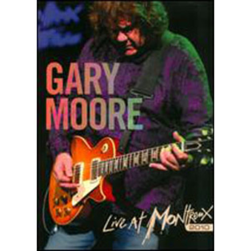Gary Moore: Live at Montreux 2010 WSE DD2/DD5.1/DTS-ES