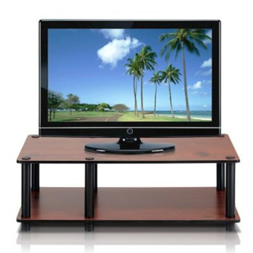 Furinno Rubber trees and PVC Tubes Television Stand