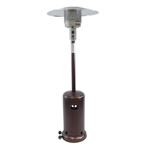 Dyna-Glo 41,000 BTU Deluxe Hammered Bronze Gas Patio Heater