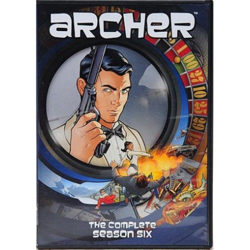 20th Century Fox Home Entertainment Archer Season 6