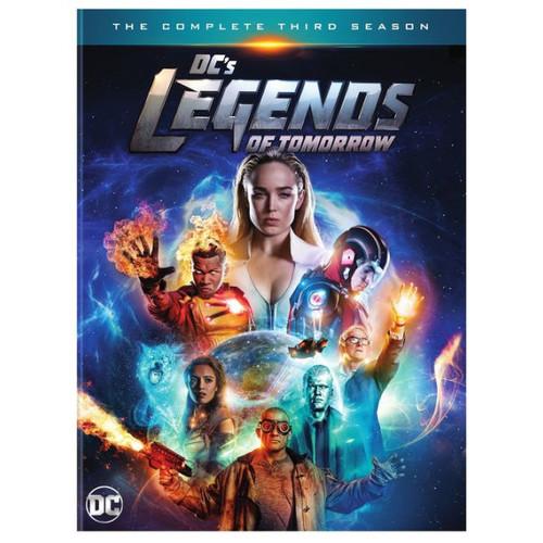 Dc's Legends Of Tomorrow: Comp Third Season