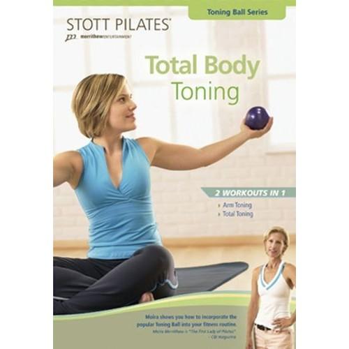 Stott Pilates: Total Body Toning [DVD]