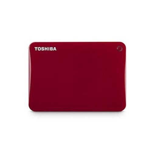 3TB My Passport USB 3.0 Secure Portable Hard Drive (Red)