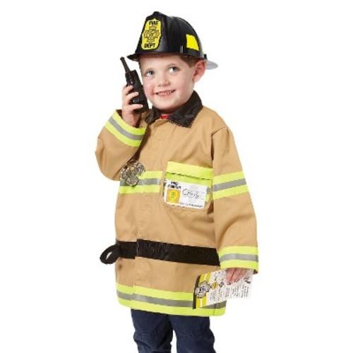 Melissa & Doug Let's Pretend Firefighter Role Play Set