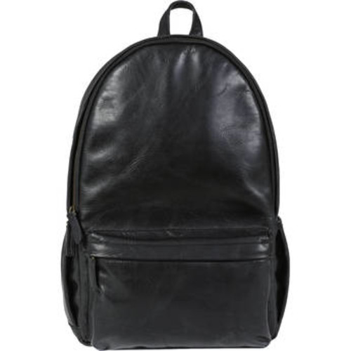 The Leather Clifton Camera and Everyday Backpack (Black)
