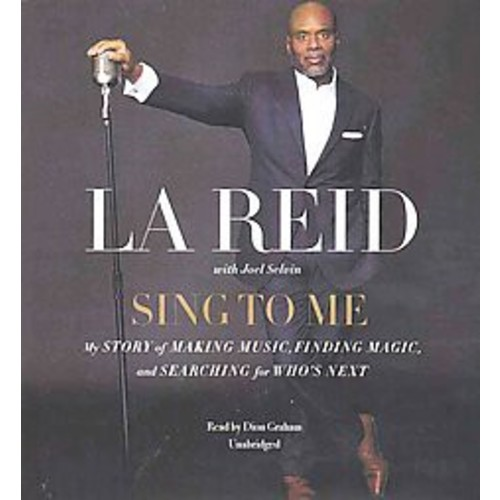 Sing to Me: My Story of Making Music, Finding Magic, and Searching for Who's Next (CD-Audio)