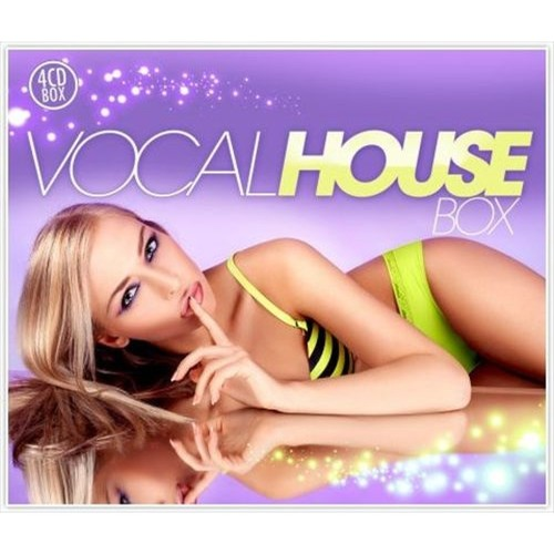 Vocal House Box [CD]