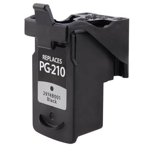 INSTEN Remanufactured For Canon PG-210XL Ink Cartridge, Black