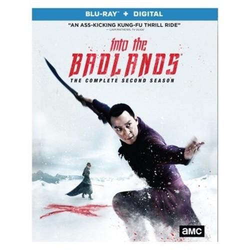 Into the Badlands: Season 2 (Blu-ray + Digital)