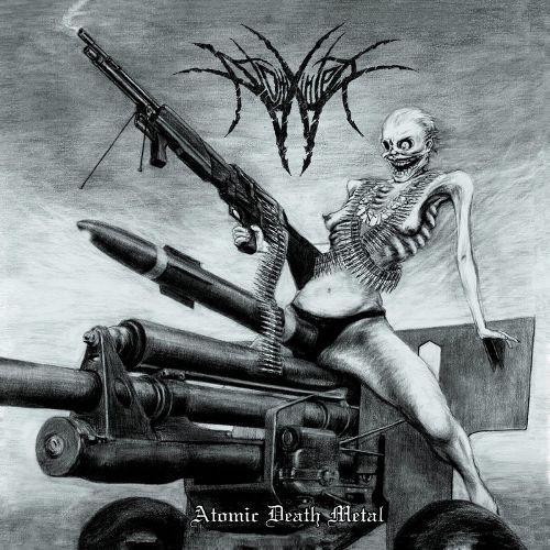 Atomic Death Metal [CD]