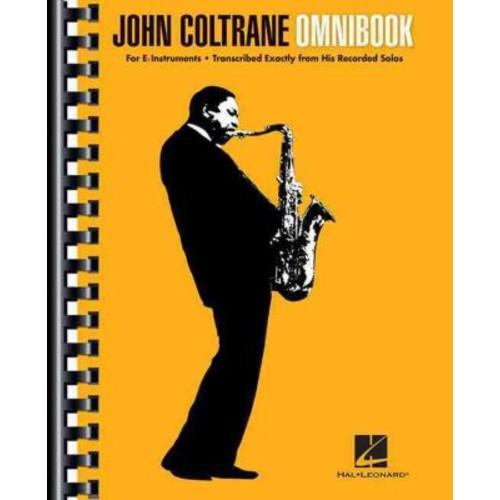 John Coltrane - Omnibook: For E-flat Instruments