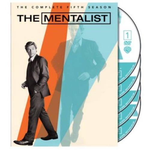 The Mentalist: The Complete Fifth Season [5 Discs] [DVD]