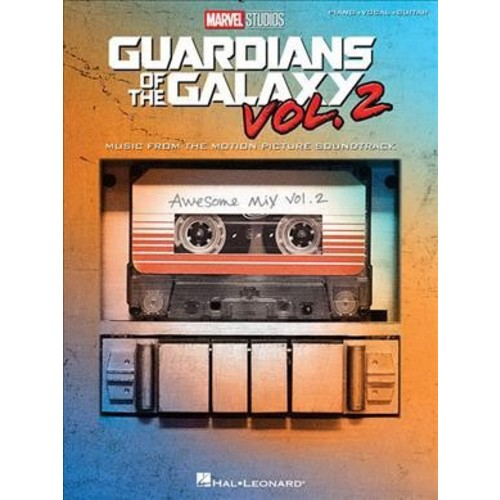 Guardians of the Galaxy : Music from the Motion Picture Soundtrack: Piano-Vocal-Guitar (Vol 2)