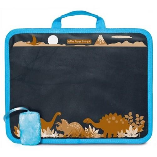 The Piggy Story Chalk N Doodle - Dinosaur World