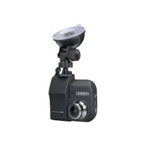 Uniden DC4GT Dashboard Camera - 1080p, 30fps, G-Sensor, GPS, Red Light Sensor, 148 Viewing Angle, LCD Display - DC4GT