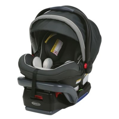 Graco SnugRide SnugLock 35 Elite Infant Car Seat in Oakley Grey