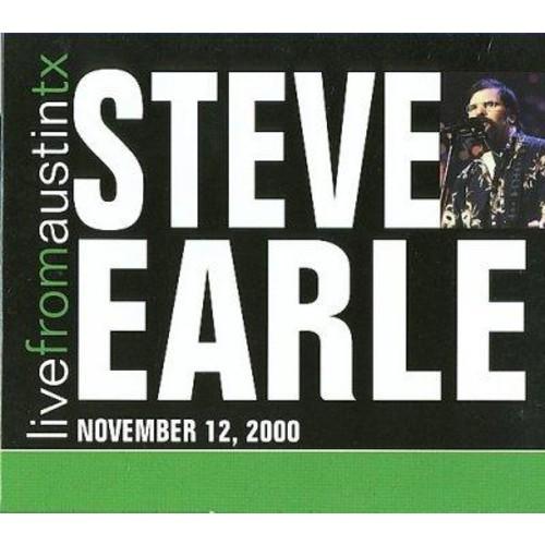Steve Earle - Live From Austin, Texas