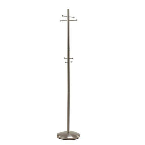 Adesso WK2050-22 Steel 8-Hook Coat Rack