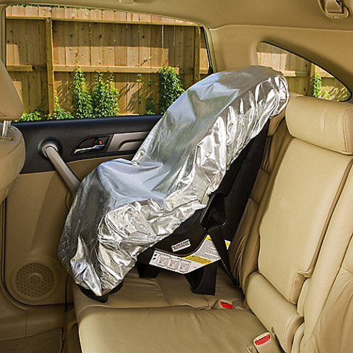 Mommy's Helper Car Seat Sun Cover