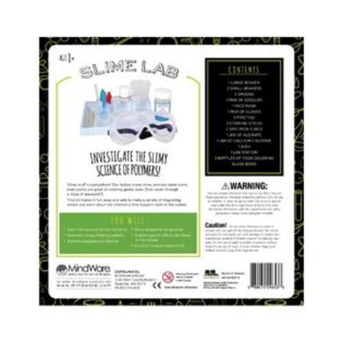 Mindware Science Academy Slime Lab