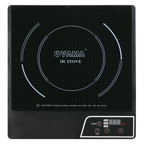 Oyama - Portable Induction Cooktop - Black