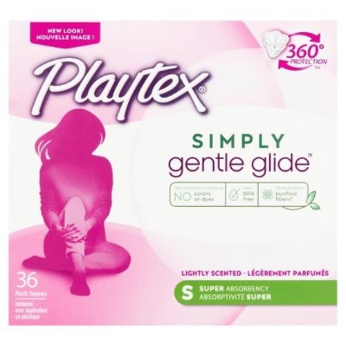 Playtex Gentle Glide Deodorant Super - 36 count