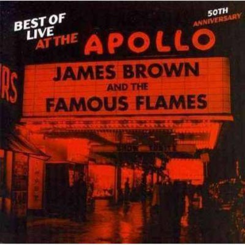 Best Of Live At The Apollo - 50th Anniversary