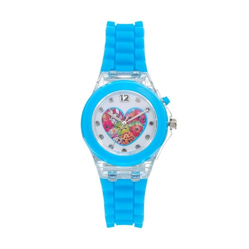 Shopkins Girls' Light-Up Watch