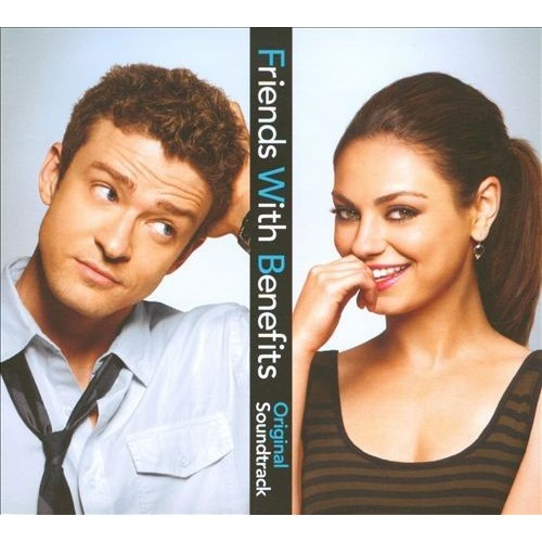 Friends With Benefits [Original Soundtrack] [CD]