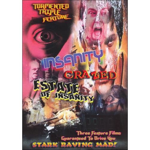 Tormented Triple Feature [DVD]