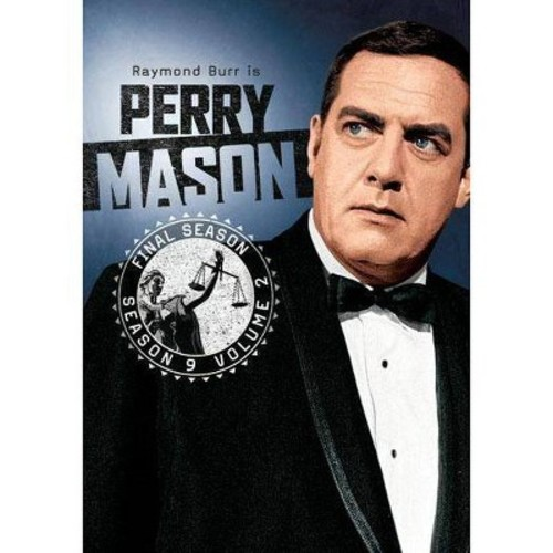Perry Mason: Season 9, Final Season, Vol. 2 [4 Discs]