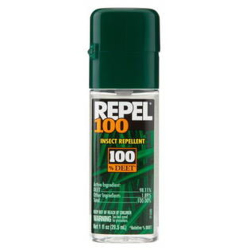 Repel (Price/EACH)Repel REP-HG-402000 Repel 100 Insect Repellent Pump Spray, 1Oz