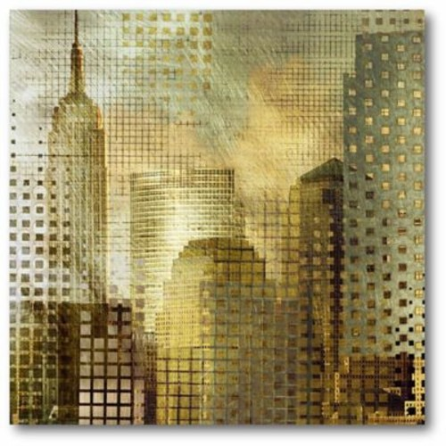 Empire State Building Canvas Wall Art