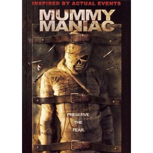 Mummy Maniac [DVD] [2007]