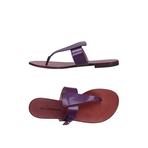 JIL SANDER Flip Flops