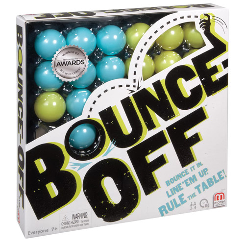 Bounce-Off Game by Mattel
