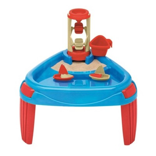 Sand & Water Wheel Play Table