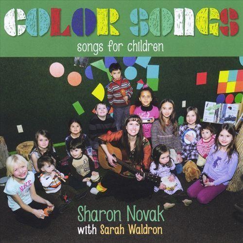 Color Songs: Songs for Children [CD]